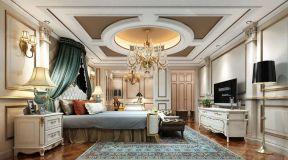 法式風格臥室 法式臥室裝修設計圖 法式臥室裝修效果圖片