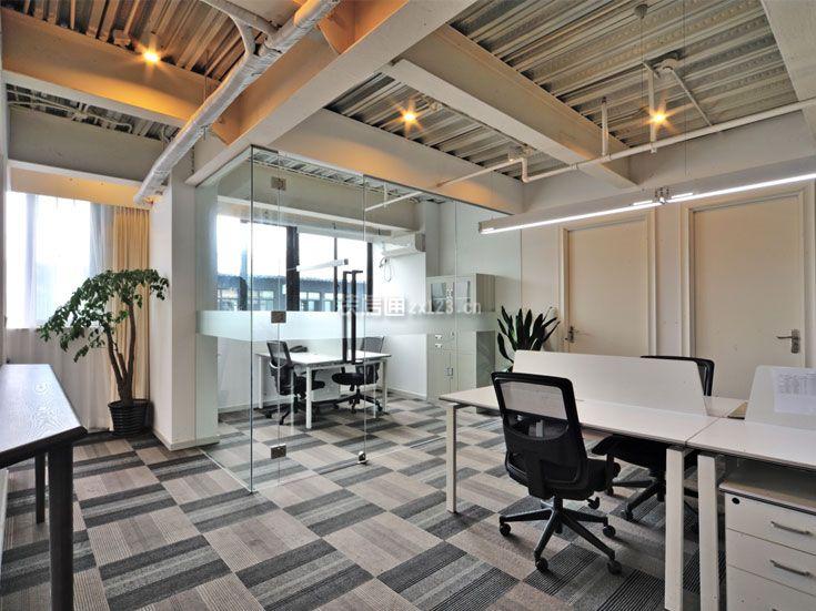 办公室吊顶装饰效果图 办公室吊顶装修设计图