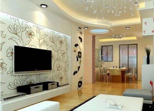 一、好看的电视墙 1.玻璃金属电视墙 现代家居中很流行玻璃金属材质,这类背景墙能够为客厅带来强烈的现代感,因为材质本身有反光的特性,置于背景墙能够为客厅增强采光作用,造型也更加具有动感,让客厅更具个性。 2. 石材电视墙 石材有天然石和人造石两种,不管选用哪种石材,它的色彩、纹理丰富,装饰效果美观大气上档次。提醒朋友们,由于石材重量比其他材质较重,因此在安装时要使用龙骨来固定,安装起来需要一定的技巧。 3.