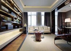 合肥128平新房室內書房裝修設計效果圖