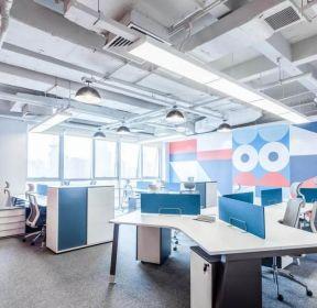 天津460平米办公室装修设计图片-装信通网效果图大全