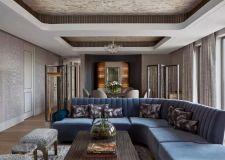 大客厅隔断装修如何划分 大户型客厅隔断设计原则