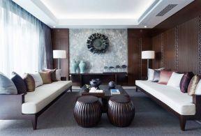 客厅沙发摆放效果 客厅沙发摆放效果图 客厅背景墙设计客厅背景墙装潢
