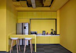 合肥寫字樓辦公室茶水間設計裝修圖片2019