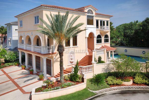 无锡别墅装修如何设计 5种建筑形式领略不同风景