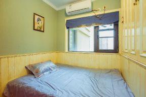 美式田園臥室圖片  美式田園臥室裝修效果圖