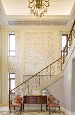 别墅楼梯图片大全 别墅楼梯装饰 别墅楼梯装潢