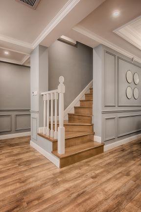 美式風格樓梯裝修效果圖 美式風格樓梯裝修