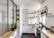 小户型怎么装修厨房 六招让你家的小厨房不再拥挤