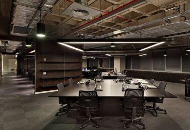 杭州办公室ballbet贝博网站工业风设计 清爽干练的ballbet贝博网站效果美呆了