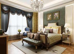 欧式风格卧室装饰 欧式风格卧室设计