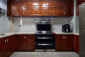 廚房櫥柜效果圖片欣賞 廚房櫥柜效果
