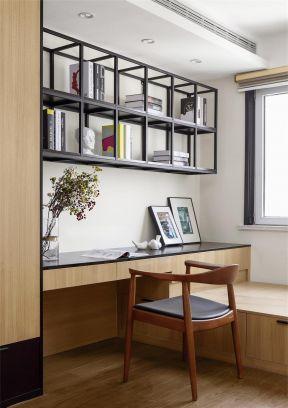 定制书桌效果图  书房书桌设计 书房设计与装修 书房设计大全
