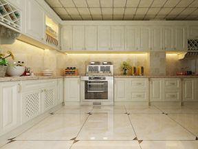 欧式风格厨房装修图片 欧式风格厨房效果图