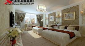 【安徽580装饰】合肥宾馆改造宾馆翻新 焕然一新,特色新颖