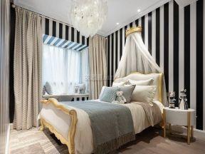 欧式风格卧室背景墙效果图 欧式风格卧室背景墙