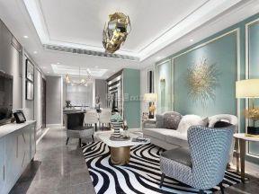 欧式风格客厅装修设计 欧式风格客厅装修图片