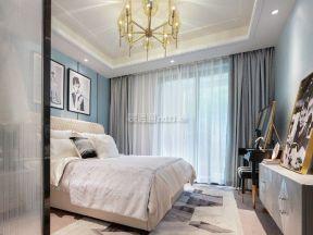 欧式风格卧室效果图 欧式风格卧室图