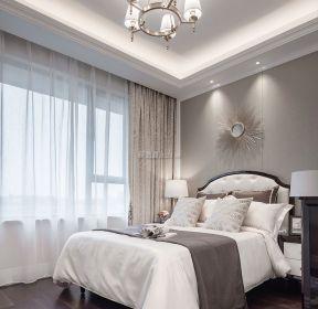 三居117平欧式风格卧室设计图-每日推荐