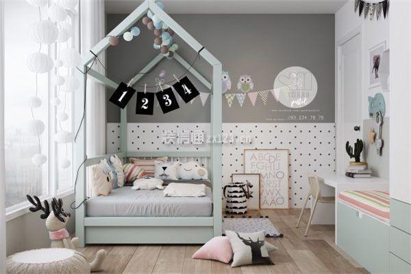 儿童房怎么装修设计