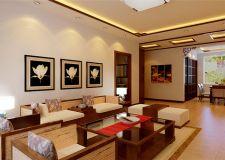 达州巨头装饰分享142平新中式装修案例,中式也能温馨,给人一种宁静舒适感!