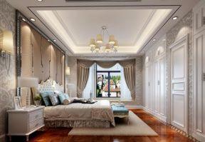 欧式风格卧室装修效果图 欧式风格卧室图片 欧式别墅卧室装修效果图大全