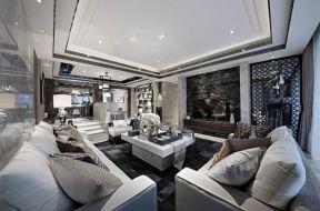 现代中式客厅图 现代中式客厅图片 别墅客厅装饰 别墅客厅装饰效果