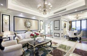 欧式客厅效果图 欧式客厅效果 欧式客厅装潢