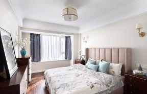 美式卧室装修效果图 美式卧室装修效果图大全2019图片