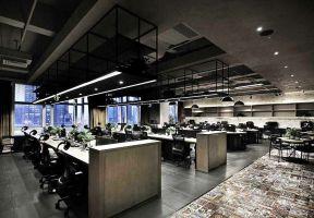 办公室吊顶效果 工业风格办公室bob最新客户端