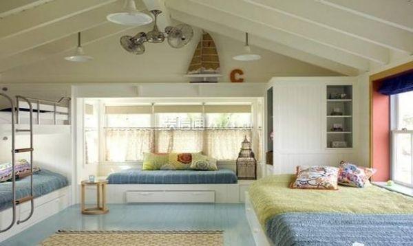 【业之峰装饰】卧室阁楼装修技巧 卧室阁楼如何装修设计?