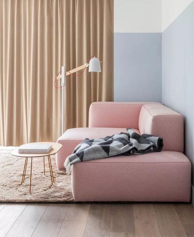 室内装修颜色-粉