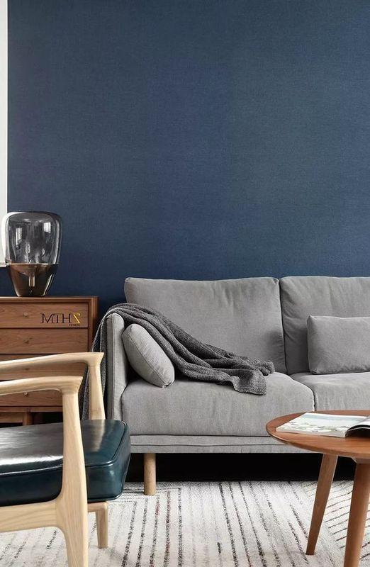 室内装修颜色-蓝