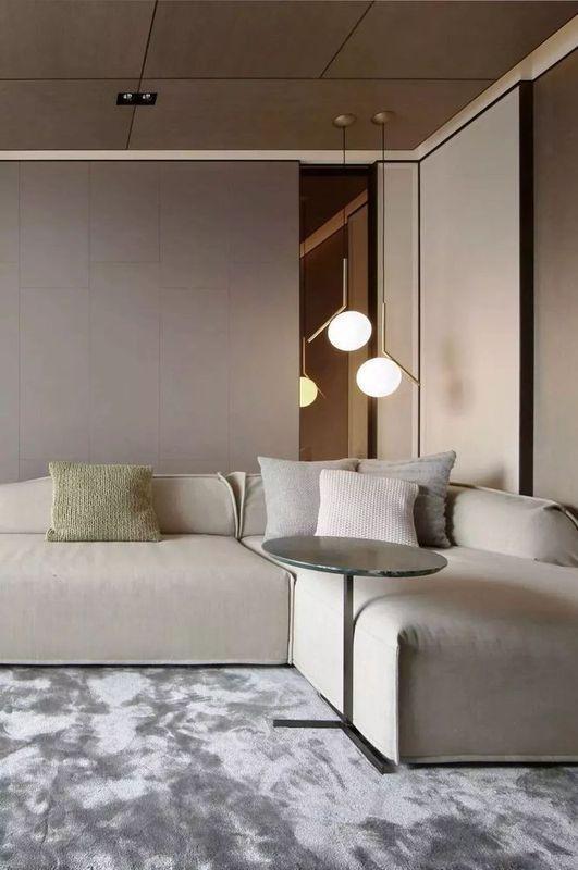 室内装修颜色-棕