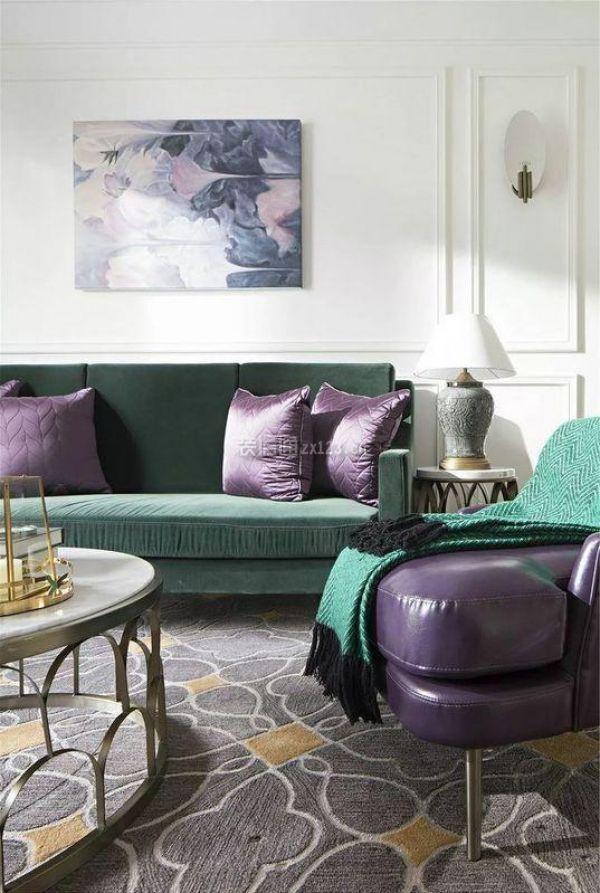 室内装修颜色-绿