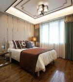 观山名筑新中式风格260平米四居室装修案例