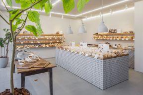 面包店室內裝修 面包店店面設計 面包店裝修圖
