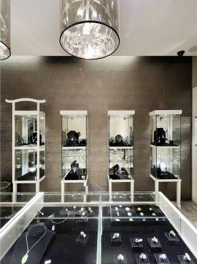 珠寶店裝修圖 珠寶店面裝修設計 珠寶店裝修效果圖大全