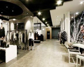 服裝店室內裝修圖 服裝店室內裝修設計效果圖 服裝店室內裝飾