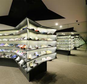 廣州商鋪運動鞋店裝修裝飾設計圖-每日推薦
