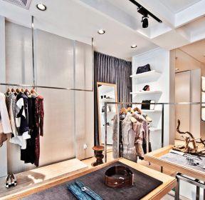 廣州商鋪裝修服裝店面設計實景圖-每日推薦