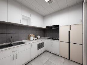 廚房櫥柜裝修 廚房櫥柜顏色搭配