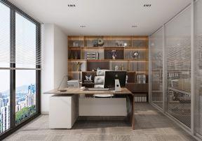 经理办公室装修效果图 经理办公室效果图大全