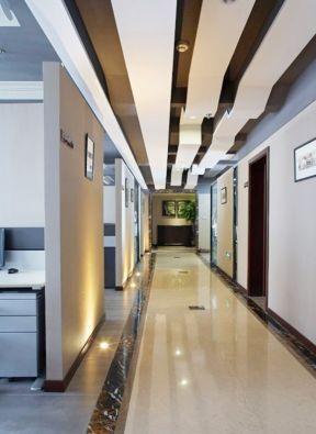 办公室走廊装修设计图片