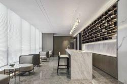 廣州市辦公室茶水間吧臺設計裝修圖片2020