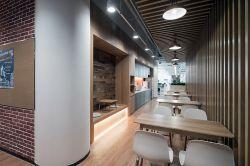 廣州市辦公室茶水間裝修效果圖片賞析