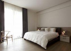 南寧120平簡約風格新房臥室裝修圖欣賞
