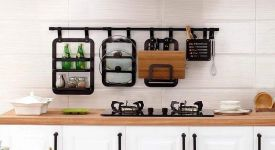 深圳厨房装修善用收纳设计 厨房收纳难题该如何解决