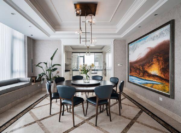 300平米简欧风格别墅装修美学水电的a风格低调v风格400平方案例别墅装修图片