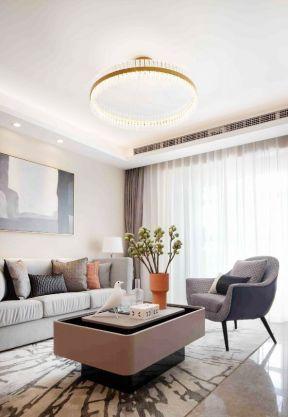 樣板房客廳裝修圖片 樣板房客廳圖片 客廳吊燈裝修效果圖